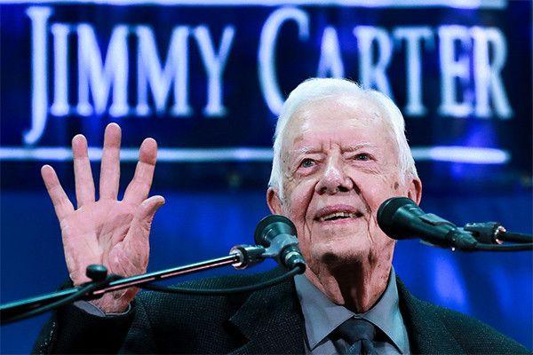 Джимми Картер стал самым долгоживущим президентом США