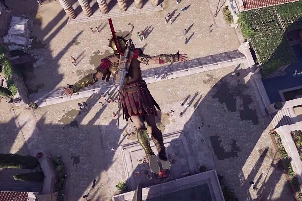Google даст бесплатно поиграть в Assassin's Creed в браузере Chrome