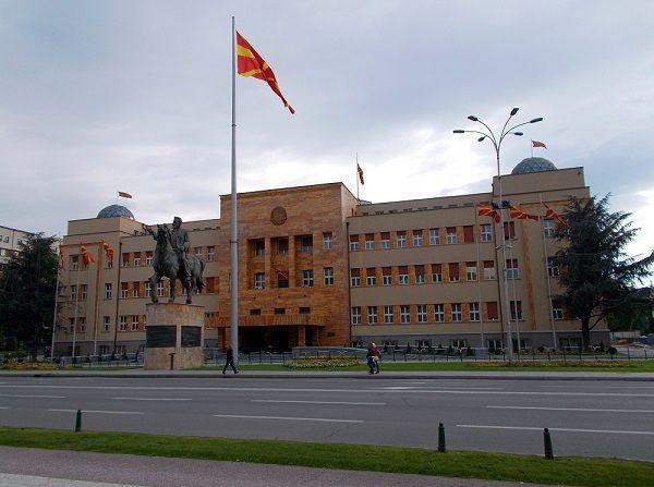 Парламент Македонии одобрил переименование страны