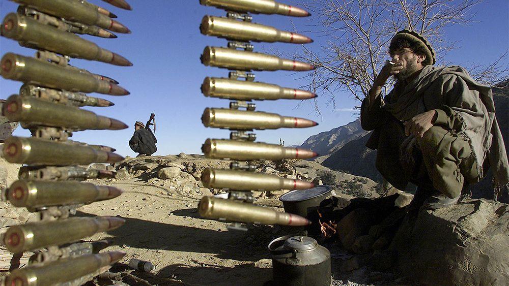 ГРУ финансирует талибов… А переписку Шойгу и лидера талибов пока не публиковали?
