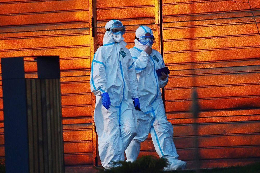 В России за сутки умерли 129 человек с коронавирусом
