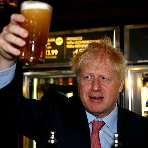 Джонсон собрал рекордные £702 тысяч для борьбы за пост британского премьера