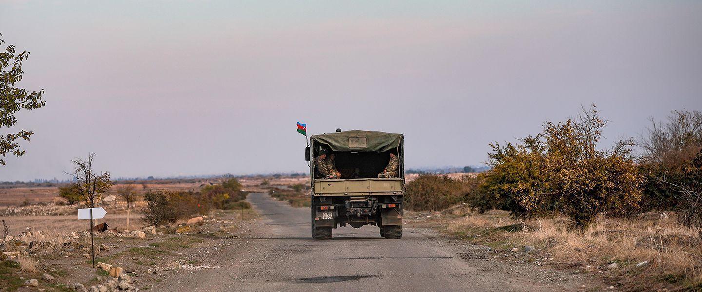 В Ереване заявили, что Азербайджан перекрыл дорогу из Армении в Иран