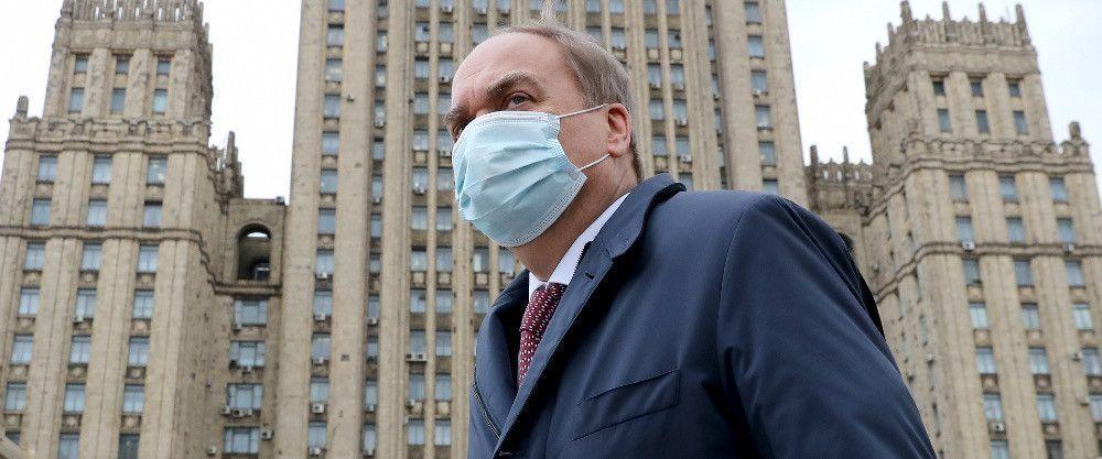 ТАСС: сроки возвращения посла Антонова зависят от шагов США по нормализации отношений