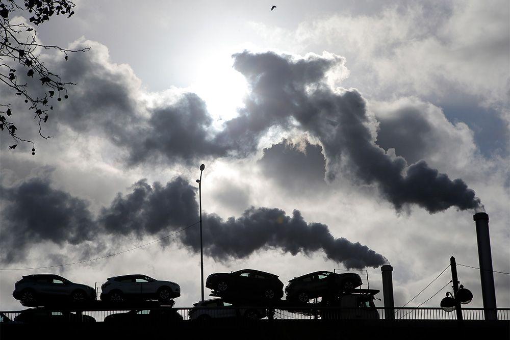 Вофранцузской столице собираются запретить эксплуатацию дизельных авто старше 2006 года