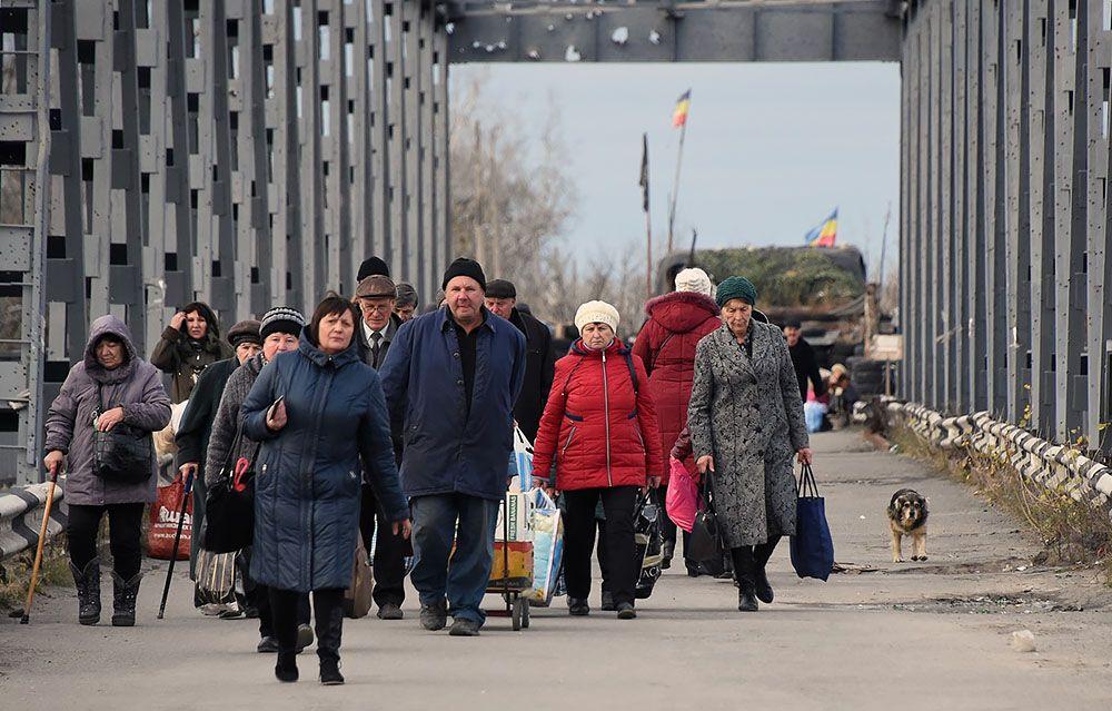Вгосударстве Украина введена уголовная ответственность для жителей РФзанарушение границы