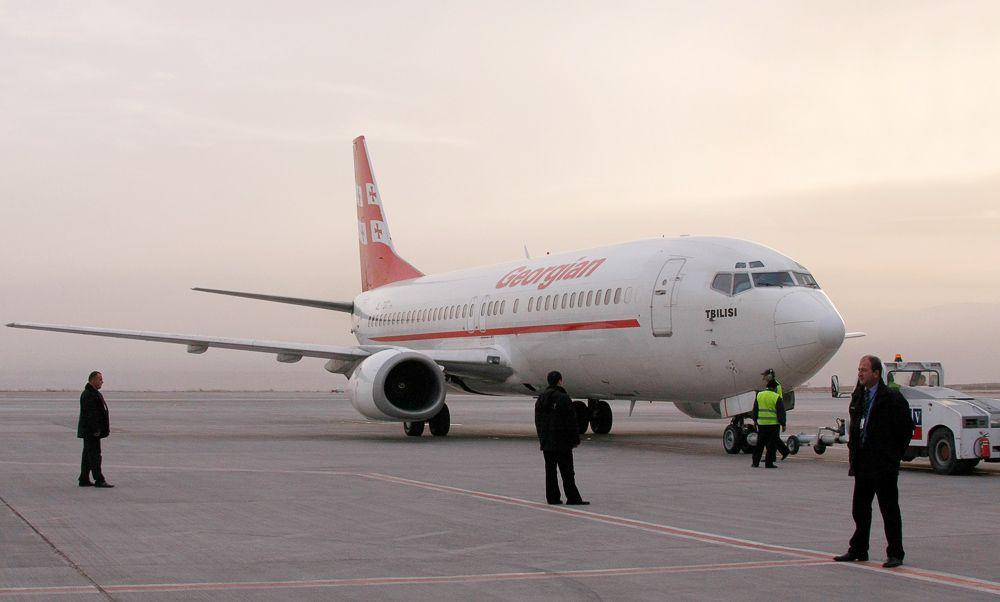 Запрет полетов грузинских авиакомпаний вРФ: когда снимут икак лететь