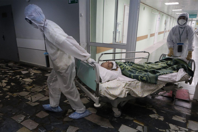 В России возобновился рост числа зараженных COVID — за сутки выявили 24 246 инфицированных