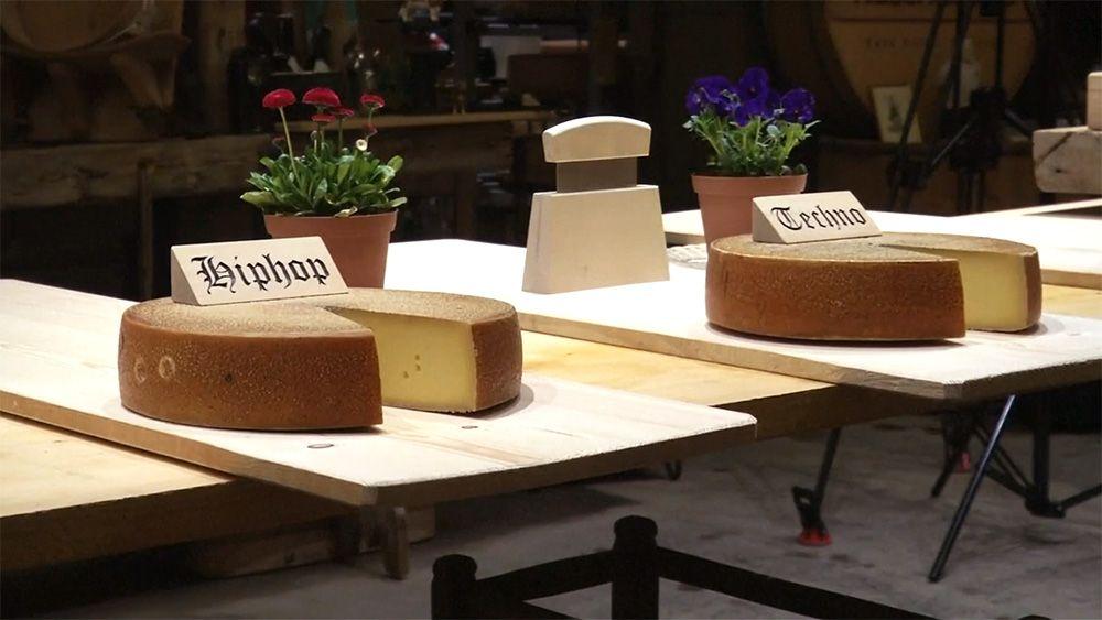 Хип-хоп влияет напроцесс созревания сыра больше, чем классика Моцарта— Ученые