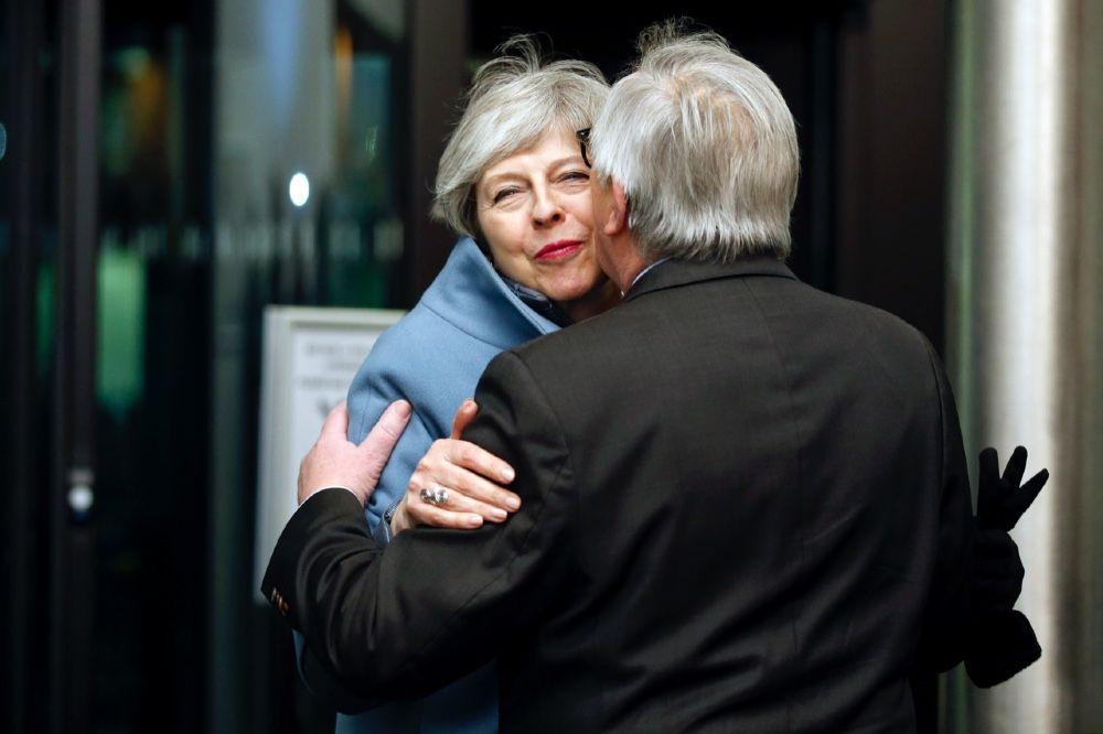 Лондон иБрюссель договорились обизменениях вусловиях Брекзита