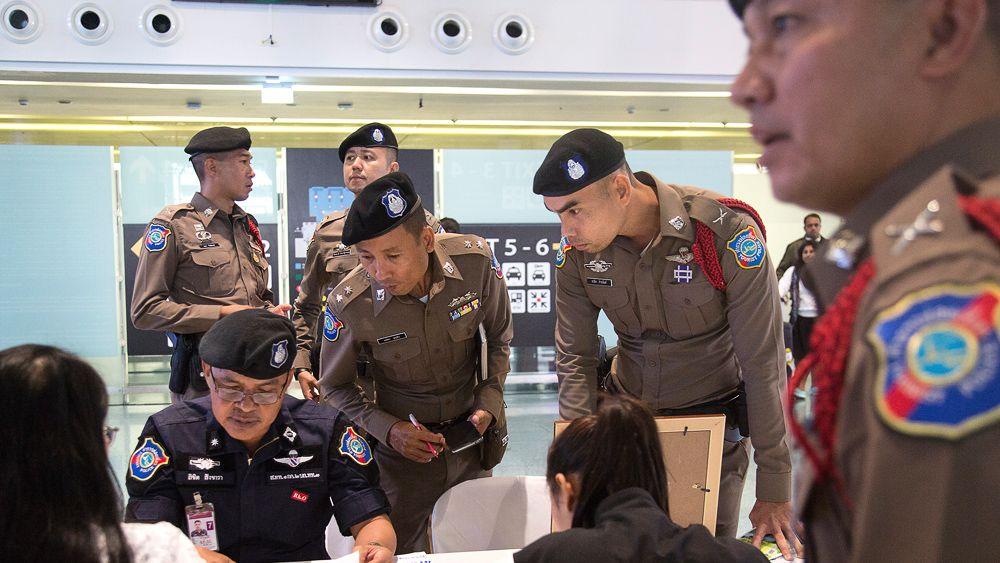 В таиландском аэропорту задержали россиянина по запросу США