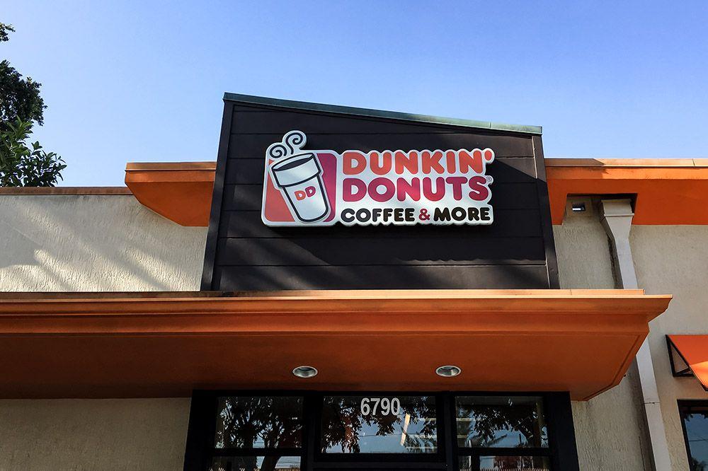 Dunkin' Donuts уберет слово «пончики» из наименования