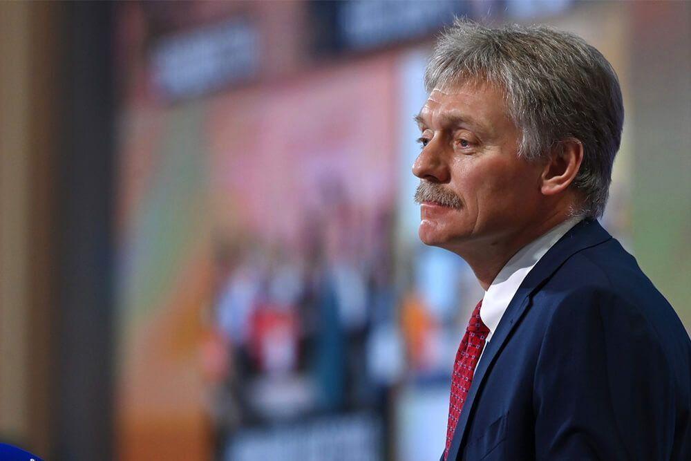 Песков — о ситуации в Донбассе: «Никто не собирается двигаться к войне»
