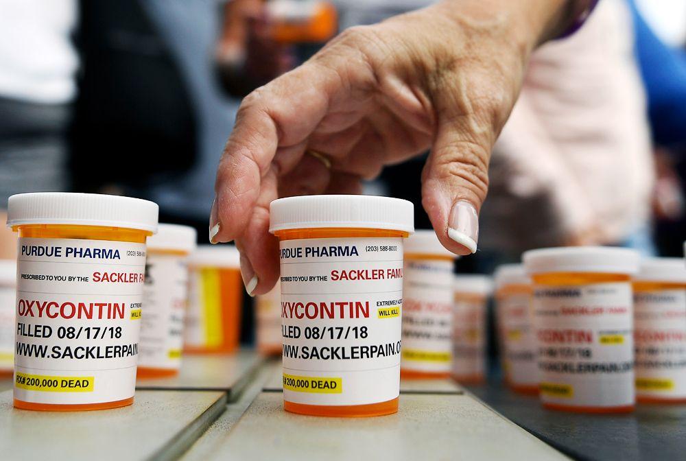 Fox News: всё ради прибыли — фармацевты знали, что «подсаживают» американцев на наркотики