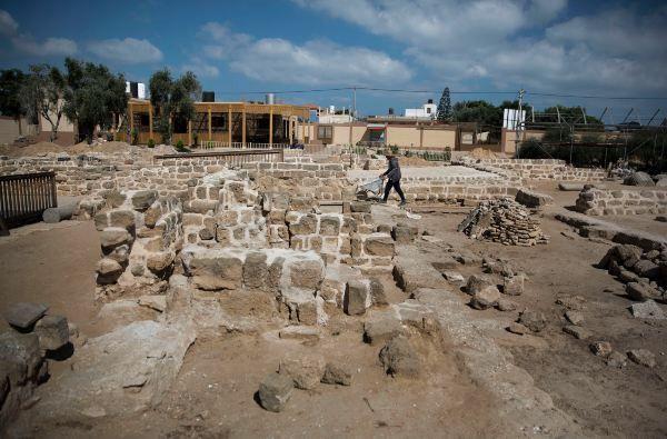 В Израиле археологи нашли храм XII века до нашей эры