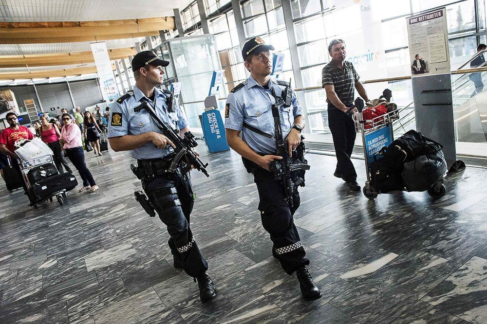 Задержанный вНорвегии житель россии  планировал бойню вОсло
