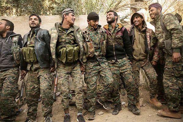 Сирийские демократические силы объявили о победе над ИГ на территории страны
