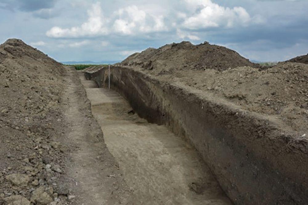 Археологи отыскали доисторическую крепость назападе Румынии