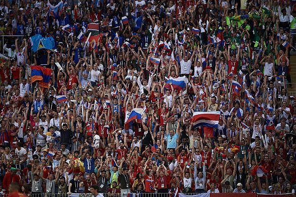 Медведев поблагодарил сборную Российской Федерации пофутболу заигру надомашнемЧМ