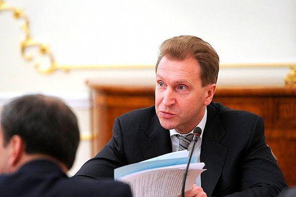 «Дождь»: 1-ый вице-премьер Игорь Шувалов невойдет вновый состав руководства РФ