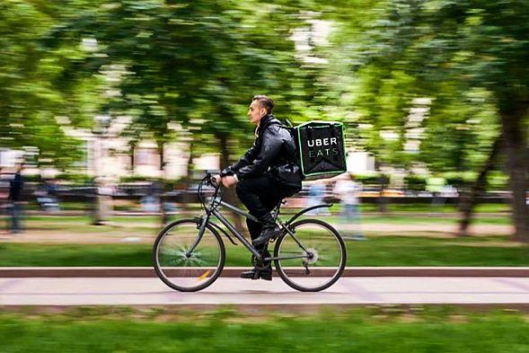 В России прекратил работать сервис UberEats