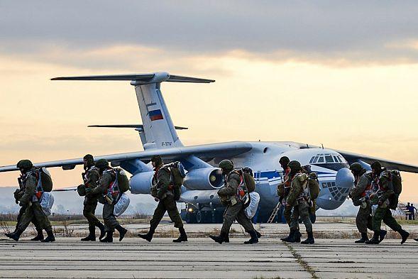 Неменее четырех тыс. граждан России ведут войну настороне террористов вСирии— МИДРФ