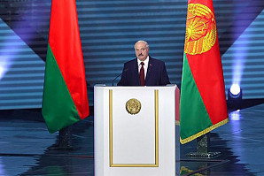 Lukashenko claims second group of foreigners detached to Belarus to destabilize country ahead of election