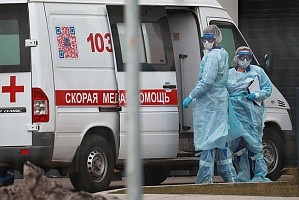 В России за сутки зарегистрировали больше тысячи новых случаев коронавируса