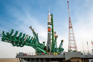 С Байконура к МКС отправился космический корабль с новым экипажем