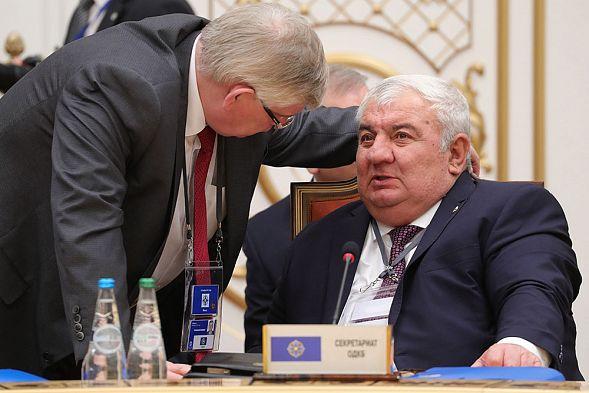 МИД Российской Федерации прокомментировал объявление Армении озамене генерального секретаря ОДКБ