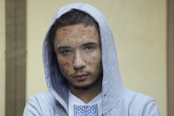 В РФ украинцу Грибу продлили арест на3 месяца