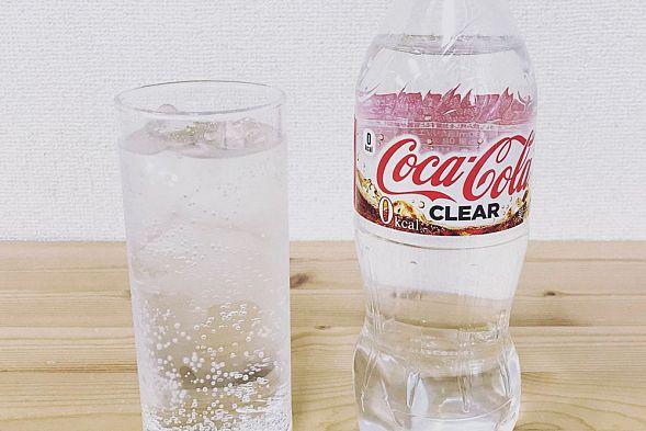 Обесцвеченная Coca-Cola появится вмагазинах Японии