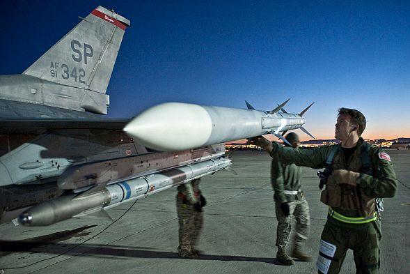 Госдепартамент одобрил реализацию авиационных ракет вЕвропу на $740 млн.