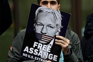 В Швеции прокуратура прекратила предварительное расследование против Джулиана Ассанжа