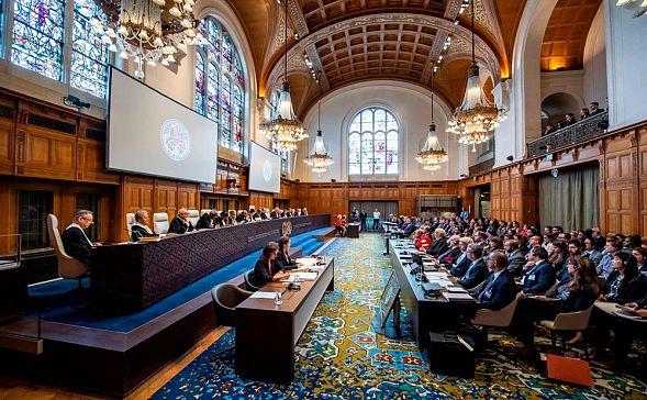 Иран пожаловался вМеждународный суд ООН насанкции США