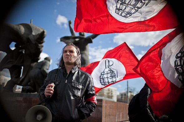 Участники «Другой России» проинформировали озадержании сопредседателя партии