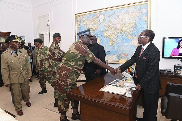 industrial democracy in zimbabwe The zimbabwean crisis and the challenges for the left zimbabwe, and the liberal and placed primacy of on issues of 'democracy'.