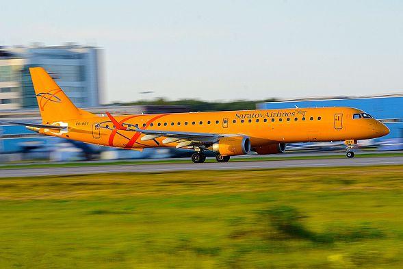 «Саратовские авиалинии» прекращают полеты и хотят  сократить  1200 человек