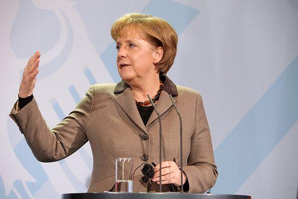 Ангела Меркель отвергла критику Дональда Трампа вотношении внешней политики ФРГ