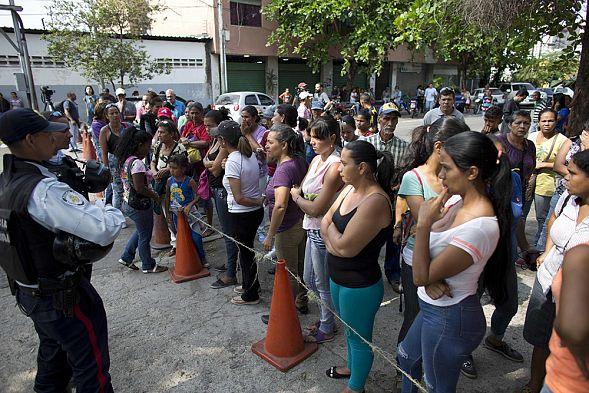 ВВенесуэле задержали полицейских, подозреваемых в погибели заключенных изолятора
