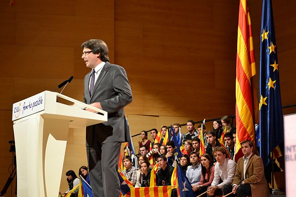 DPA: Германские прокуроры готовятся выдать Пучдемона Испании