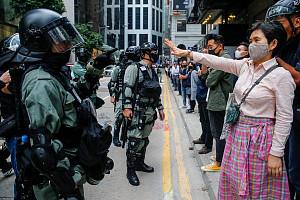 Сенат США одобрил законопроект о защите прав человека и демократии в Гонконге